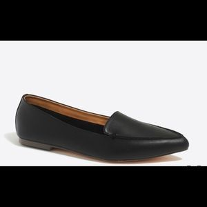 J-Crew Leather Loafers